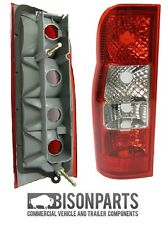 *FORD TRANSIT 06  REAR TAIL LIGHT LAMP LENS CLUSTER PASSENGER SIDE MK7 TRA002