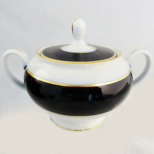 "CLAUDINE Rosenthal Covered Sugar Bowl 4.5"" tall NEW NEVER USED made in Germany"