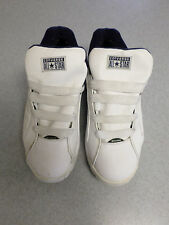 Converse All Star White Leather Shoes Men's 12