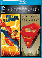 DC Universe Original Movie Double Feature: All Star Superman/Superman...