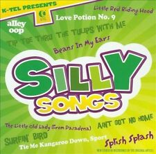 Various Artists K-Tel Presents: Silly Songs CD
