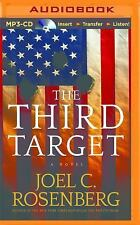 J. B. Collins: The Third Target Bk. 1 by Joel C. Rosenberg (2015, MP3 CD,...
