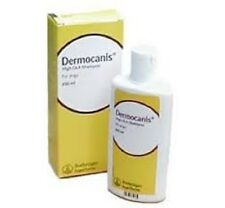 Dermocanis High GLA Shampoo For Dogs/Cats 250ml. Fast Dispatch.