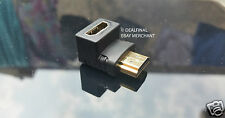 HDMI Adapter Angle 90 Degree Cable Extender Convertor HDMI Female to Male