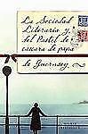 La Sociedad Literaria y del Pastel de Cscara de Papa de Guernsey (Span-ExLibrary