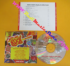 CD Compilation Eagles, Little Feat Take It Easy I Miti Del Rock no lp mc(C32)