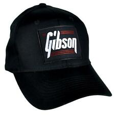 Gibson Les Paul Guitar Hat Baseball Cap Alternative Clothing Electric Revolution
