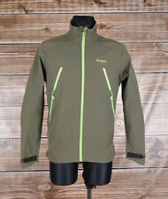 Bergans of Norway Stamsund Active Wear Men Jacket Size M, Genuine