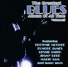 The Greatest Blues Album of All Time, Vol. 2 by Various Artists (CD,...
