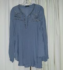 Union of angels belle top with embroiry