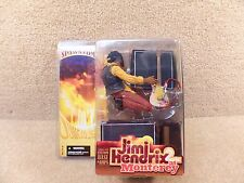 New 2004 McFarlane Toys Spawn Action Figure Jimi Hendrix 2 Monterey 6/18/1967