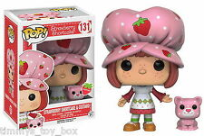 Funko Pop Animation Strawberry Shortcake Scented Figure - Strawberry & Custard
