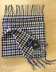 Aquascutum BRAND NEW 100% Lambswool Scarf with Tags