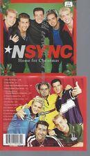 CD--'N SYNC--HOME FOR CHRISTMAS