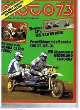 M8111-HEUSER HMT 250 MC, OFF ROAD SPECIAL,POSTER YAMAHA