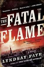The Fatal Flame-ExLibrary