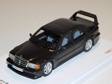 1/43 True Scale TSM Mercedes Benz 190E Evo2 from 1990 in Dark Gray TSM124343