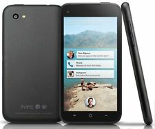 "HTC FIRST 16GB ""UNLOCKED"" AT&T BLACK Smartphone 4G LTE. WIFI. TOUCHSCREEN.  GSM"