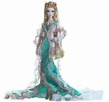 Gold Label Mystical Series Aphrodite 2009 Mint Barbie Doll In Mattel Shipper Box