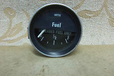 USED SMITHS 52mm Classic UNLEADED FUEL GUAGE JAGUAR XJ6 XJ12 XKE # BF 2233/01