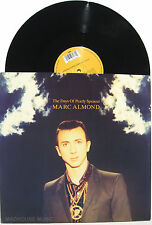 "SOFT CELL 12"" Marc Almond The Days Of Pearly Spencer WITHDRAWN 300 Made ! Rare"