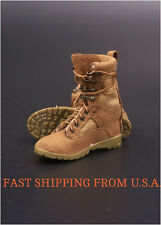 """1/6 Soldier Assault Combat Boots A For 12"""" Hot Toys Phicen Female Figure ❶USA❶"""