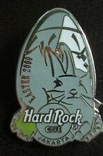 HRC Hard Rock Cafe Jakarta Easter 2000 Egg Rabbit LE200