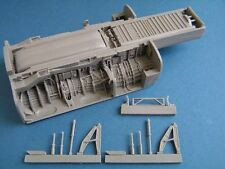 Pavla U48030 1/48 Resin BAC TSR-2 main wheel well Airfix
