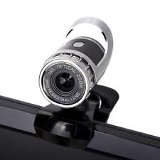 USB 2.0 1080P HD WebCam Web Camera Video with Mic 360°for MSN Skype Desktops