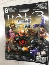 Halo Mega Bloks Series Delta Covenant Grunt Purple SEALED