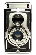 CUSTODIA COVER CASE FOTOCAMERA VINTAGE OLD PER SAMSUNG GALAXY CORE II 2 SM-G355H