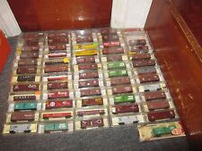Set of 60 N Scale Trains