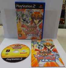 SONY Playstation 2 PS2 Play Station PAL ITALIANO YU GI OH GX TAG FORCE EVOLUTION