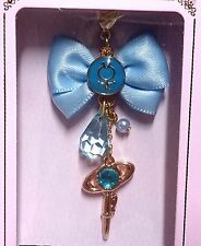 Sailor Moon Crystal Ribbon Charm Sailor Mercury transformation pen with candy