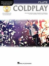 Instrumental Play-Along Coldplay Flute Play FIX YOU Rock Pop Music Book & CD