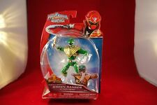Power Rangers Super Megaforce Mighty Morphin Green Ranger Action Hero Figure NEW