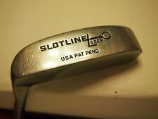 **** SLOTLINE LASER  PUTTER MENS R/H -FREE SHIPPING IN USA****