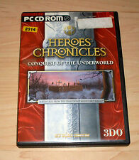 Computerspiel PC Game Spiel - Heroes Chronicles - Conquest of the Underworld