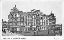 B76453 Romania Bucuresti Grand Hotel du Boulevard Judaica Shop