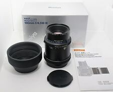 【UNUSED!!!】  Mamiya SEKOR Z 180mm F/4.5 W-N for RZ67 pro II Lens Box From JAPAN