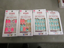 4 KISS THE COLLECTION MEDIUM LENGTH NAILS   MM 146M