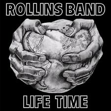 Rollins Band Life Time vinyl LP NEW sealed