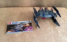8016 Lego Star Wars Complete The Clone Wars Hyena Droid Bomber instructions fig
