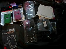 Sony Ericson TM506 covers ear phone headsets pads screen protectors charger