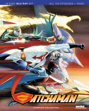 NEW Gatchaman Complete Collection [Blu-ray]