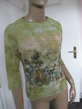 Olsen sehr schönes Shirt 38   3/4 Arm