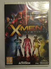 NINTENDO Wii Marvel GIOCO X-MEN DESTINY COMPLETO PAL BRAND NEW
