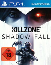 SONY PS4 Killzone: Shadow Fall PlayStation 4 gebraucht deutsch OVP komplett
