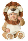 LOVABLE LION INFANT TODDLER BABY COSTUME Kids Child Animal Theme Halloween Party