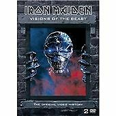 Iron Maiden - Visions of the Beast (+2DVD, 2010)  New & Sealed